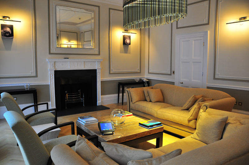 Mayfair, Park Lane Apartment